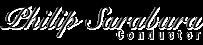 Philip Sarabura Logo